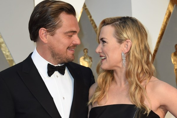 Kate, Leo, and the Oxford Comma.